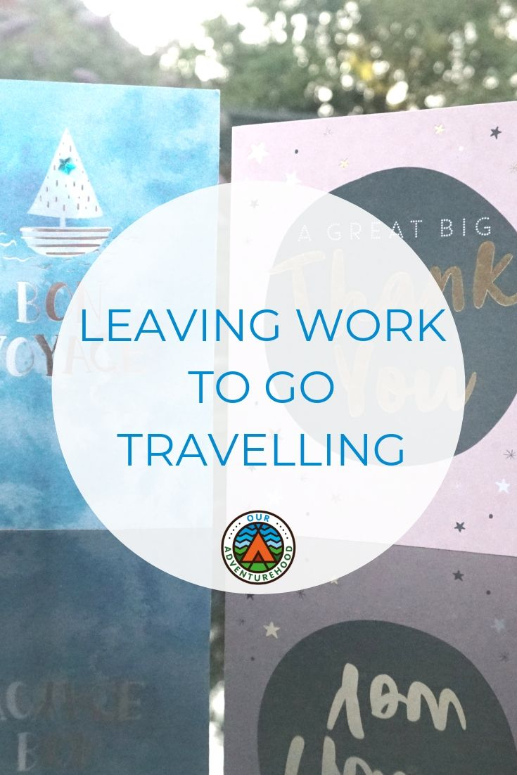 It is a big step deciding to leave your job and travel the world. Here is what we did and how we feel about now we are jobless and free!