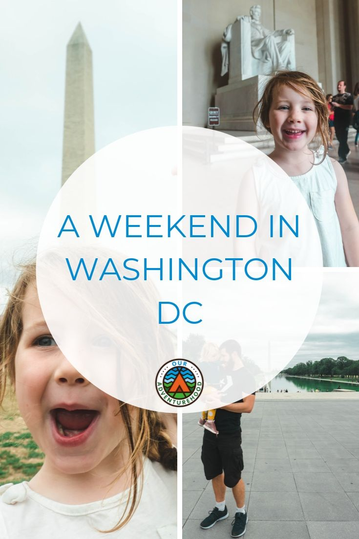 A weekend exploring the capital of the USA, Washington DC. Find out what we got up to.